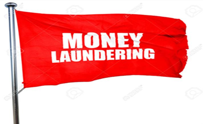 Money laundering Red Flag